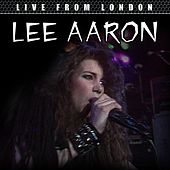 Live From London (Live) de Lee Aaron