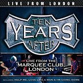 Live From London (Live) van Ten Years After