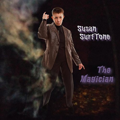 The Magician by Susan Surftone