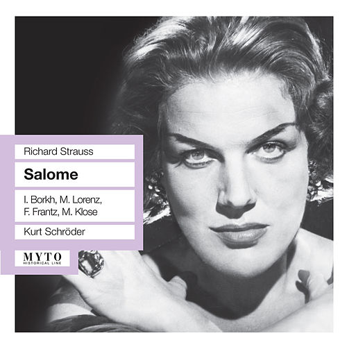 Strauss: Salome by Max Lorenz