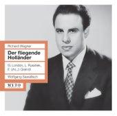 Wagner: Der fliegende Holländer (1959) by Josef Greindl