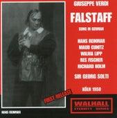 Verdi: Falstaff (1950) by Hans Reinmar