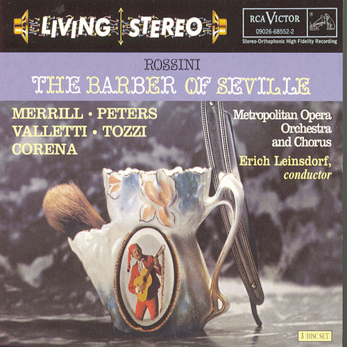 The Barber of Seville by Gioachino Rossini