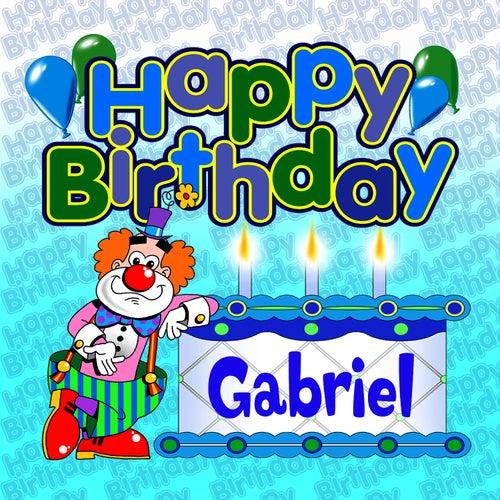 happy birthday gabe Happy Birthday Gabriel by The Birthday Bunch happy birthday gabe