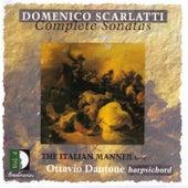 Scarlatti: Complete Sonatas Vol.4 - The Italian Manner Part II by Ottavio Dantone