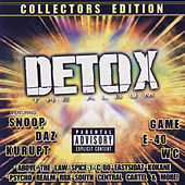 Detox: The Album by Various Artists