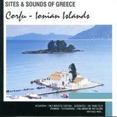 Sites and Sounds of Greece: Corfu - Ionian Islands de Various Artists