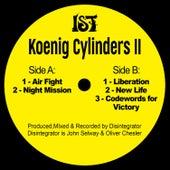 Koeing Cylinders II by John Selway