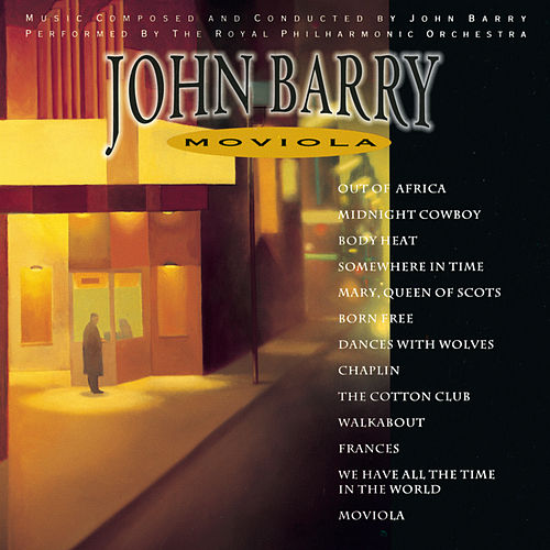 Moviola von John Barry