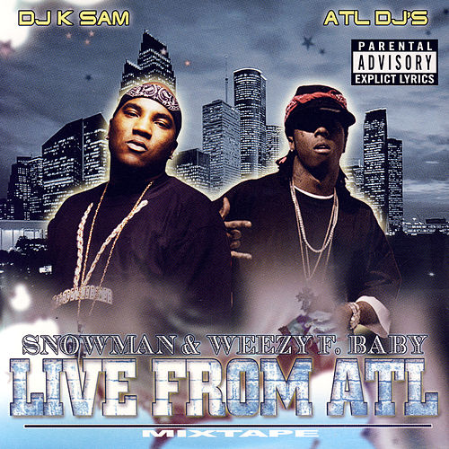 Live From The ATL by Various Artists