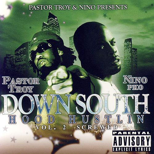 Down South Hood Hustlin' Volume 2 (Screwed) by Various Artists