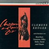 Chopin und seine Zeit de Clemens Kröger