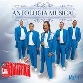 Antologia Musical, Vol. 1 by Los Sagitarios