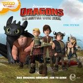 Folge 2: Der Sturm (Das Original-Hörspiel zur TV-Serie) von Dragons - Die Reiter von Berk
