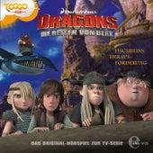 Folge 9: Fischbeins Herausforderung (Das Original-Hörspiel zur TV-Serie) von Dragons - Die Reiter von Berk