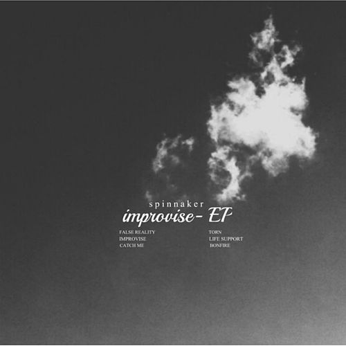 Improvise - EP by Spinnaker