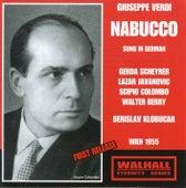 Verdi: Nabucco (1955) by Scipio Colombo