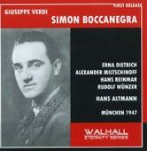Verdi: Simon Boccanegra (Sung in German) von Various Artists