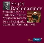 Rachmaninoff: Symphony No. 3 in A Minor, Op. 44 & Symphonic Dances, Op. 45 by Gürzenich-Orchester Köln