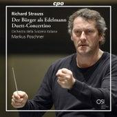 Strauss: Der Bürger als Edelmann Suite, Op. 60b, TrV 228c & Duett-Concertino, TrV 293 by Various Artists