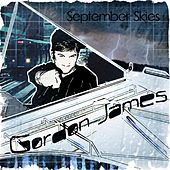 September Skies by Gordon James