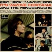 Eric, Rick, Wayne And Bob by Wayne Fontana & the Mindbenders