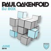 DJ Box June 2016 by Various Artists