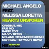 Hearts Unspoken (feat. Melissa Loretta) de Michael Angelo