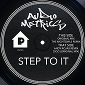 Step To It - Single by Audiometrics