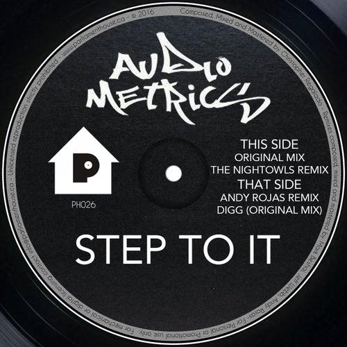 Step To It - Single by Audiometrics