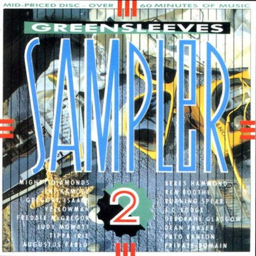 Greensleeves sampler 2   sklep muzyczny punkshop.