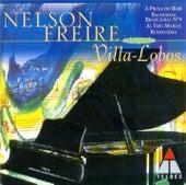Villa-Lobos : Prole do Bebê, Rudepoema, As três Marias de Nelson Freire