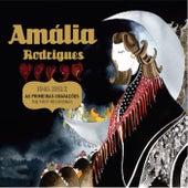 As Primeiras Gravações 1945-1951/2 de Amalia Rodrigues
