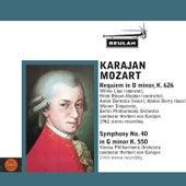 Karajan Conducts Mozart de Herbert Von Karajan