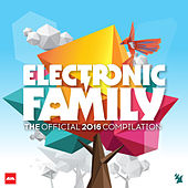 Electronic Family - The Official 2016 Compilation de Various Artists
