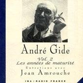André Gide, Vol. 2: Les années de maturité (1909-1949) de Various Artists