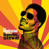 DJ Spinna presents the Wonder of Stevie - Volume 3 by Various Artists