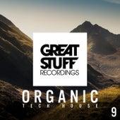Organic Tech-House, Vol. 9 by Various Artists