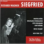Wagner: Siegfried (1957) by Wolfgang Windgassen