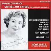 Orphee aux enfers (Orpheus in the Underworld) (Sung in German) by Heinz Hoppe