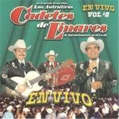 En Vivo, Vol. 2 by Los Cadetes De Linares
