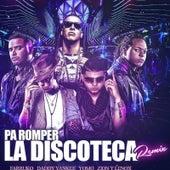 Pa' Romper la Discoteca (Remix) [feat. Daddy Yankee, Yomo, Zion, Lennox & Gaby El Kreativo] by Farruko