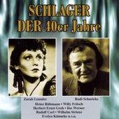 Schlager Der 40er Jahre de Various Artists