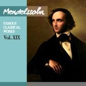Mendelssohn: Famous Classical Works, Vol. XIX de Alfredo Campoli