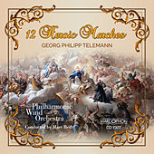 12 Heroic Marches de Various Artists