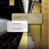 Pyotr Ilyich Tchaikowsky: Piano Trio in a Minor, Op. 50 - Ernest Bloch: Three Nocturnes for Violin, Cello and Piano by Vesko Eschkenazy