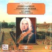 Handel: Keyboard Suites Nos. 1 - 8 by Various Artists
