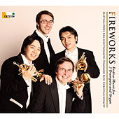 Fireworks - Festive Music for 3 Trumpets and Organ - de Christian Schmitt