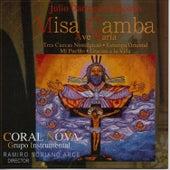 Misa Camba von Coral Nova