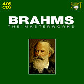 Brahms, The Master Works Part: 15 by Arts Music Recording Rotterdam